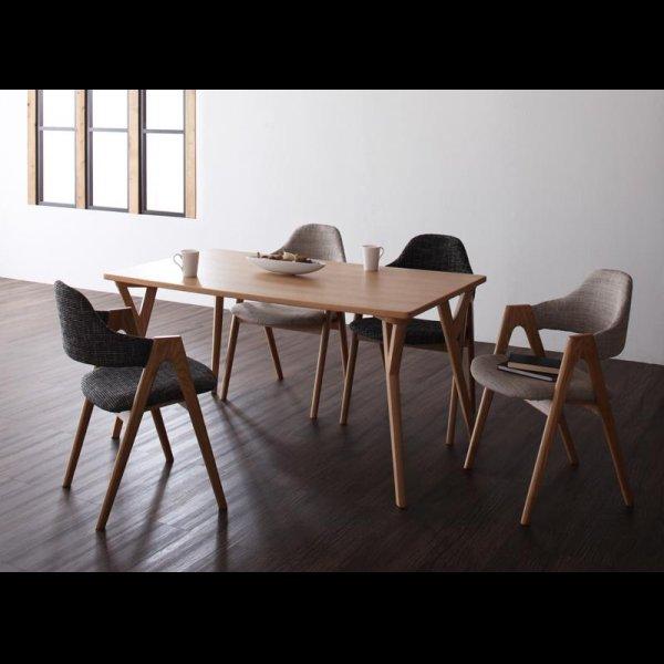 画像3: 北欧モダンデザインダイニング【ILALI】イラーリ 3点セット/5点セット