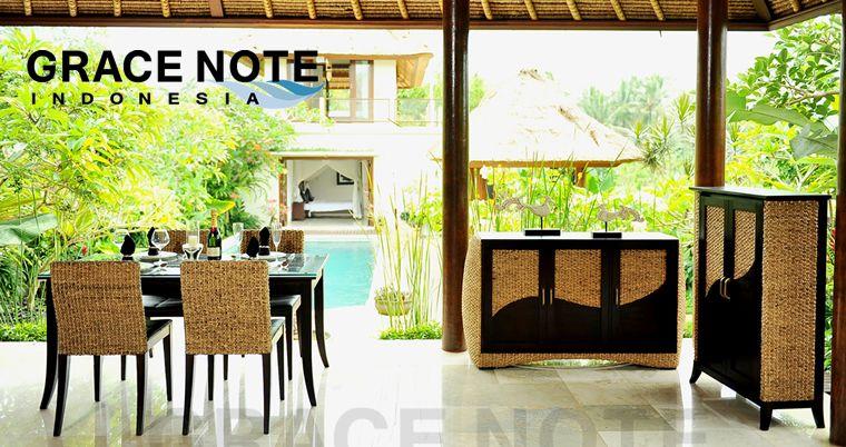 GraceNote【グレースノート】のアジアン家具は高級感あふれるつくりで自信を持って販売できる商品です。