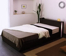 日本製ならではの品質のベッドを激安価格で販売