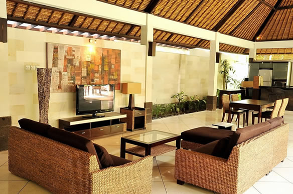 アジアン家具 ウォーターヒヤシンスがメインのグレースノート リゾートイメージ