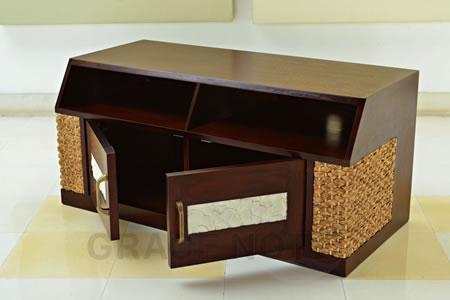 高級アジアン家具 グレースノート テレビボード WTV-09