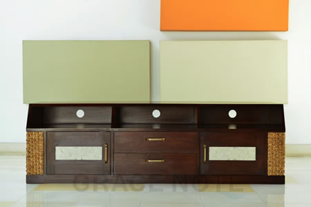 高級アジアン家具 グレースノート テレビボード WTV-10