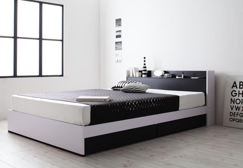 ベッド 収納ベッド シングル ...