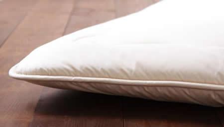 防ダニ・抗菌防臭 国産羊毛混硬わた敷布団(シングル) ヘム巻き