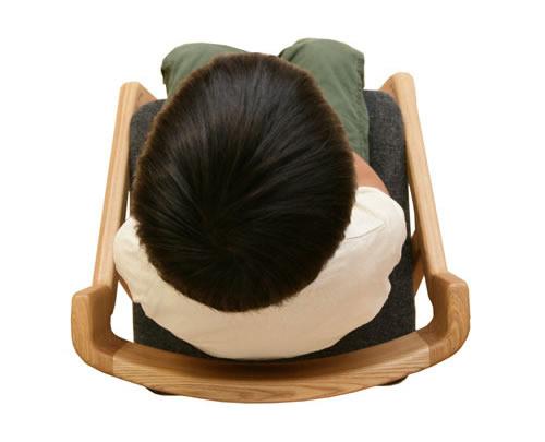 E-toko家具シリーズ 子供チェアー JUC-2170NA 座り心地抜群