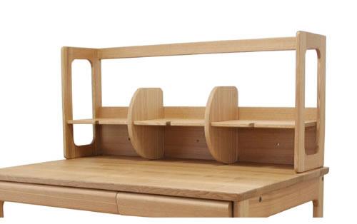 E-toko家具シリーズ ブックシェルフ JUB-2176NA 逆に設置も可能