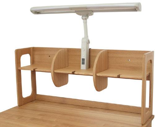E-toko家具シリーズ ブックシェルフ JUB-2176NA 照明の取り付けも可能