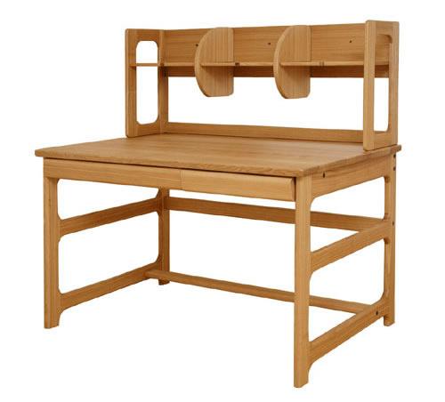 E-toko家具シリーズ ブックシェルフ JUB-2176NA デスクとの組み合わせ