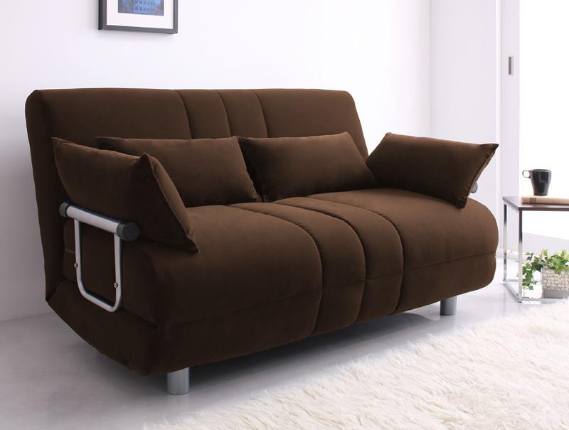 ソファ ダブルサイズ ソファーベッド : ... ダブルサイズソファーベッドの