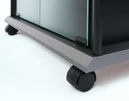 ベーシックTVボードシリーズ【MELT】メルト 幅60タイプ キャスター