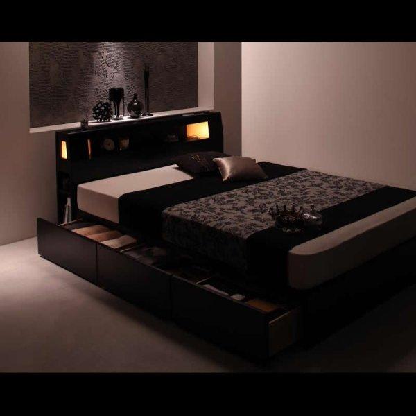 画像3: おすすめNo1!収納付きシングルベッド【Modellus】モデラス