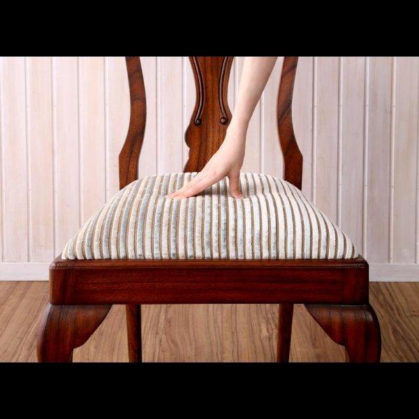 画像5: 本格アンティークデザイン家具シリーズ【Mindy】ミンディ:ファックス台(電話台)