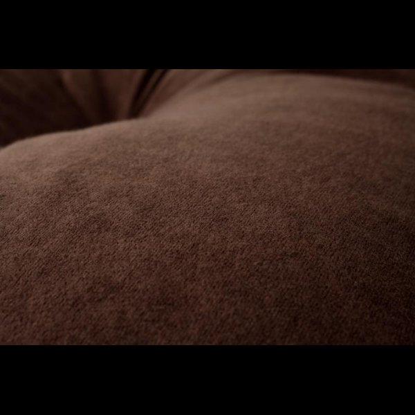 画像5: フロアコーナーカウチソファー:スエードタイプ