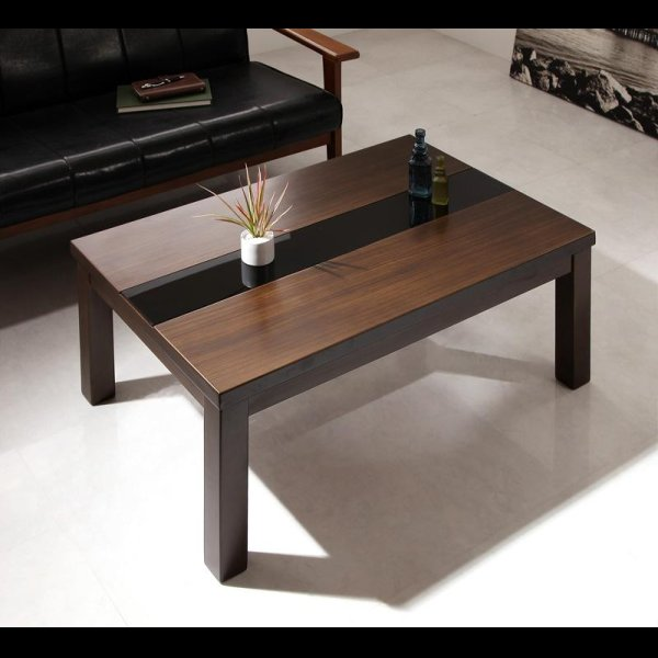 画像2: アーバンモダンデザインこたつテーブル【GWILT】グウィルト 5サイズ