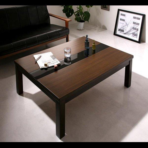 画像3: アーバンモダンデザインこたつテーブル【GWILT】グウィルト 5サイズ
