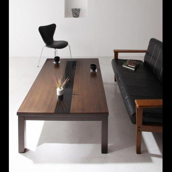 画像4: アーバンモダンデザインこたつテーブル【GWILT】グウィルト 5サイズ