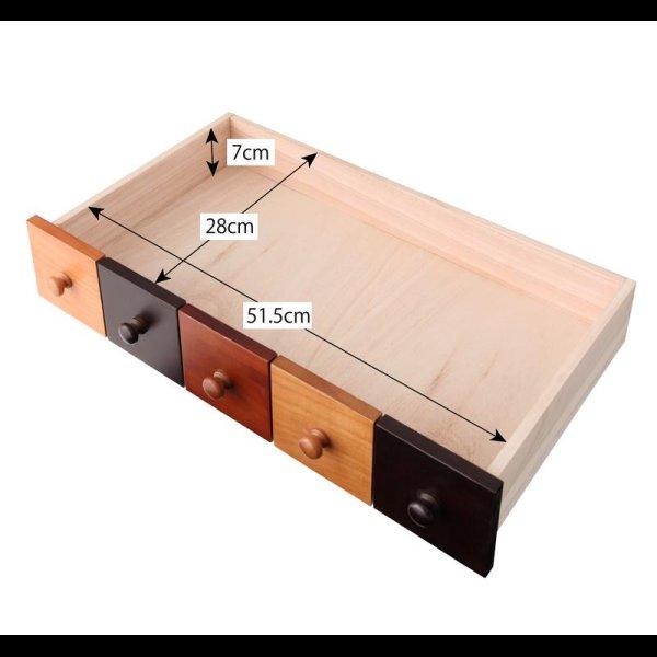 画像4: 天然木北欧デザインテレビボード【Bisca】ビスカ 幅120