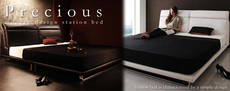 脚付きベッド:キングサイズのおすすめベッド