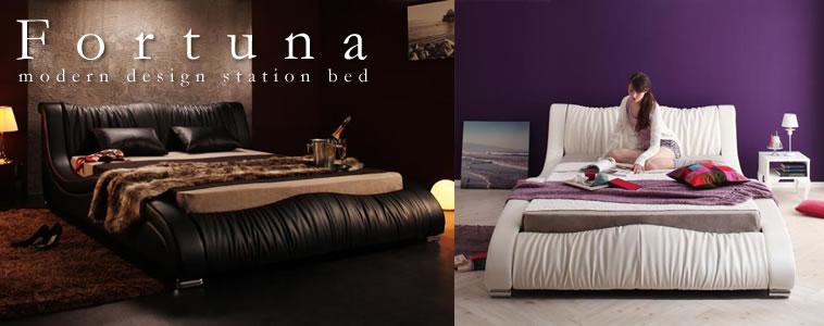脚付きベッド:クイーンサイズのおすすめベッド