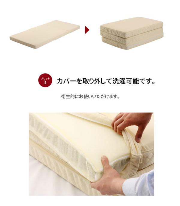 日本製ヘッドレスチェスト仕様セミダブルベッド【Azalea】アゼリアの激安通販