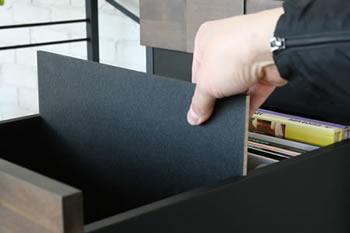 アルダー材使用家具【Plaid】 ホームデスク