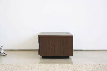 完成品!アルダー材使用家具【Plaid】 ローボード 幅90