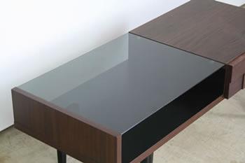 完成品!アルダー材使用家具【Plaid】 リビングテーブル