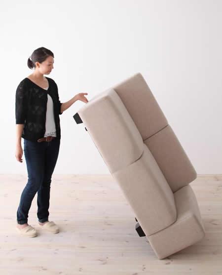 セパレートタイプ コーナーソファーセット 軽量ソファー