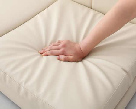 フロアコーナーソファー【COLT】コルト ふかふか座り心地