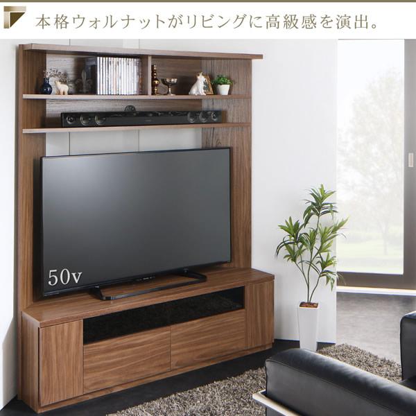 ハイタイプコーナーテレビボード【Direction】ディレクションの激安通販