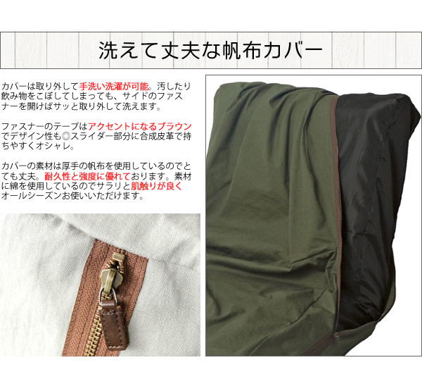 ユーズドデザインカバーリング座椅子【HANPU】ハンプの激安通販